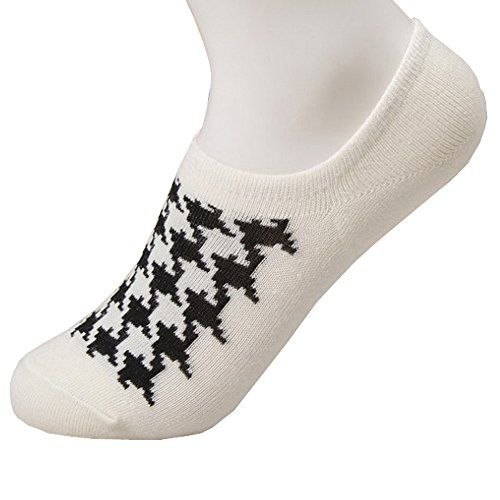 Birds Print Mid Vamp Athletic Noshow Socks Cushion Hidden Liner Low Cut Loafers * Read more  at the image link.