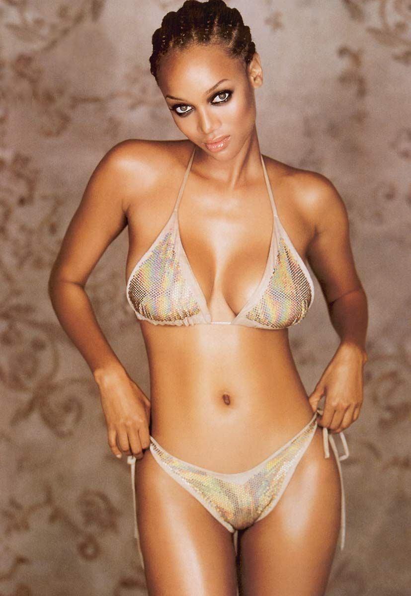 Wild Hardcore Tyra Banks Boobs