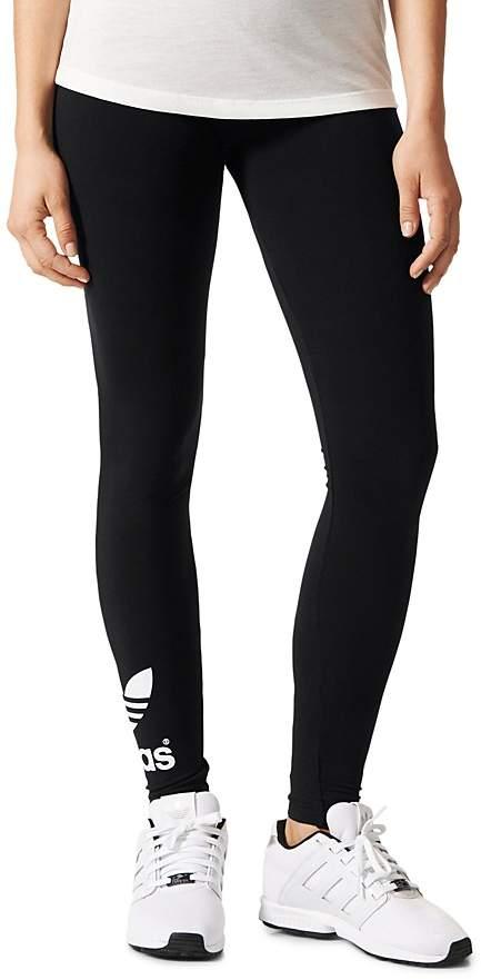 79d92aeea3eabe adidas Trefoil Leggings Womens Workout Outfits, Women's Leggings,  Athleisure, Adidas Originals, Black