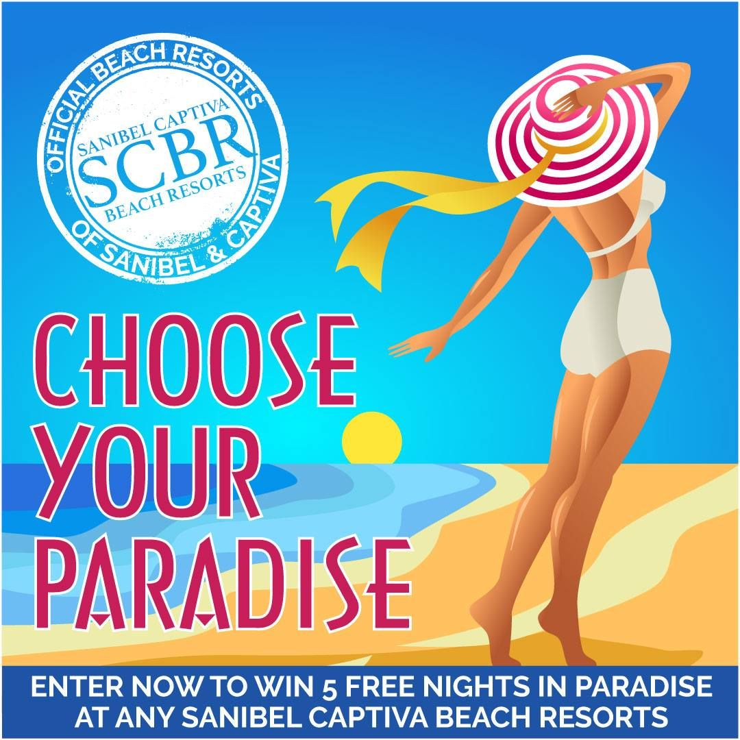 ️You still have a chance to win 5 FREE nights of your