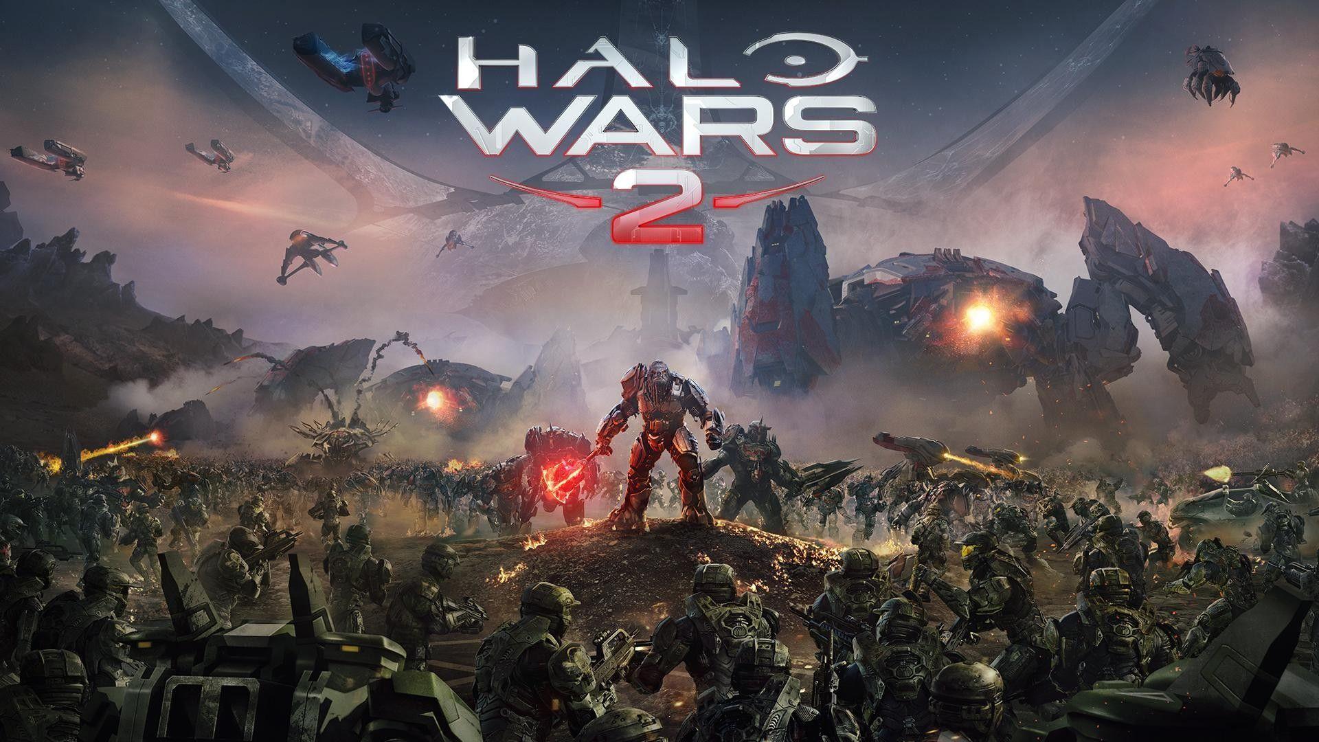 Halo Wars 2 Wallpapers Free Hd Halo Xbox One Xbox
