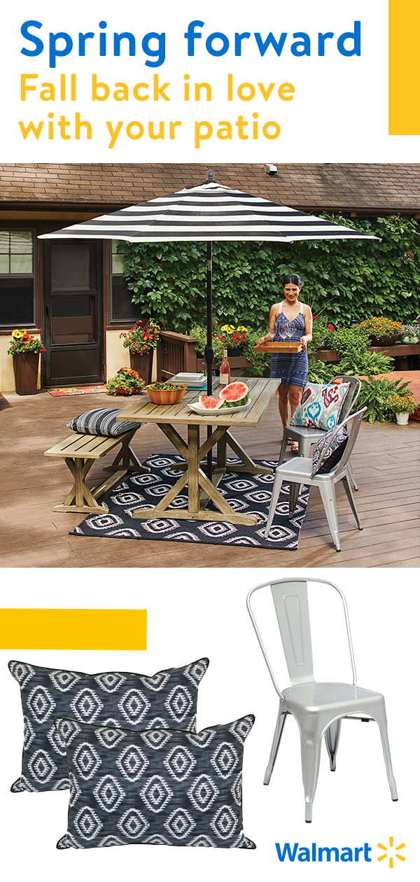 Create The Ultimate Outdoor Space. Refresh Your Patio With New Furniture,  Accents U0026 Gardening Must Haves From The Better Homes And Garden Collection  At ...