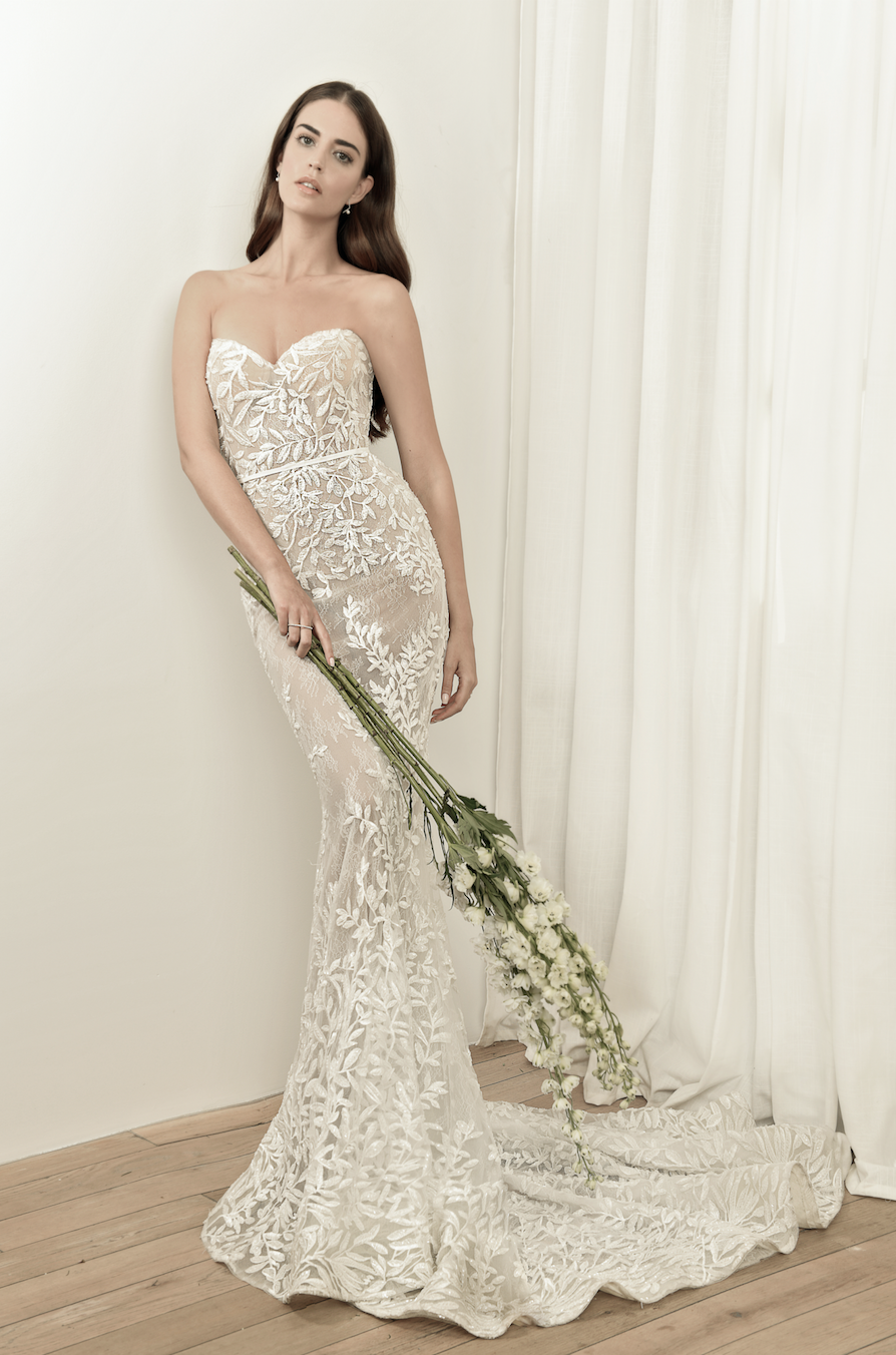 c3a07e62e1 LEE GREBENAU Bella gown available at Lee Grebenau Flagship | Spina Bride,  NYC.