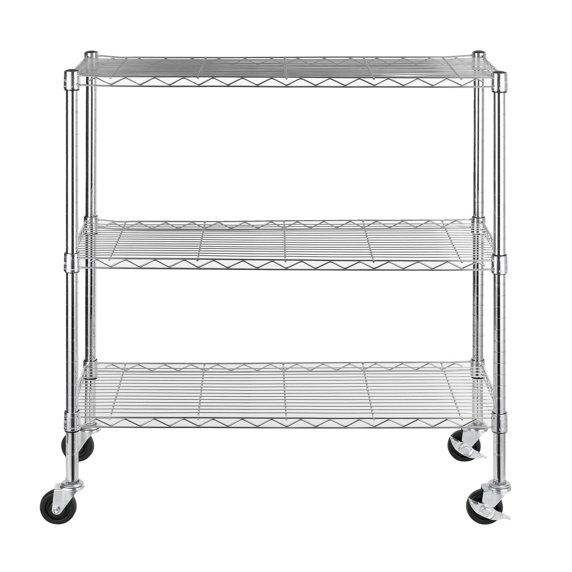 Excels Nsf Certified Multi Purpose Wire Shelving Provides Great Storage For