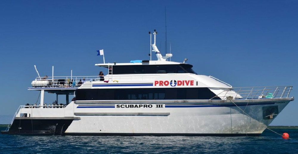 Certified Diver Cairns LiveAboard 3-Day/2-Night