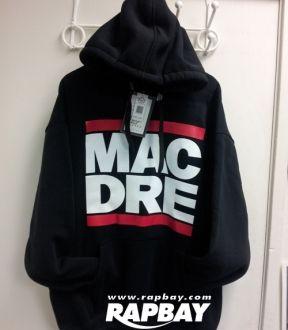 Thizz Clothing - Mac Dre Rundmc - Hoodie   Mac Dre   Mac dre