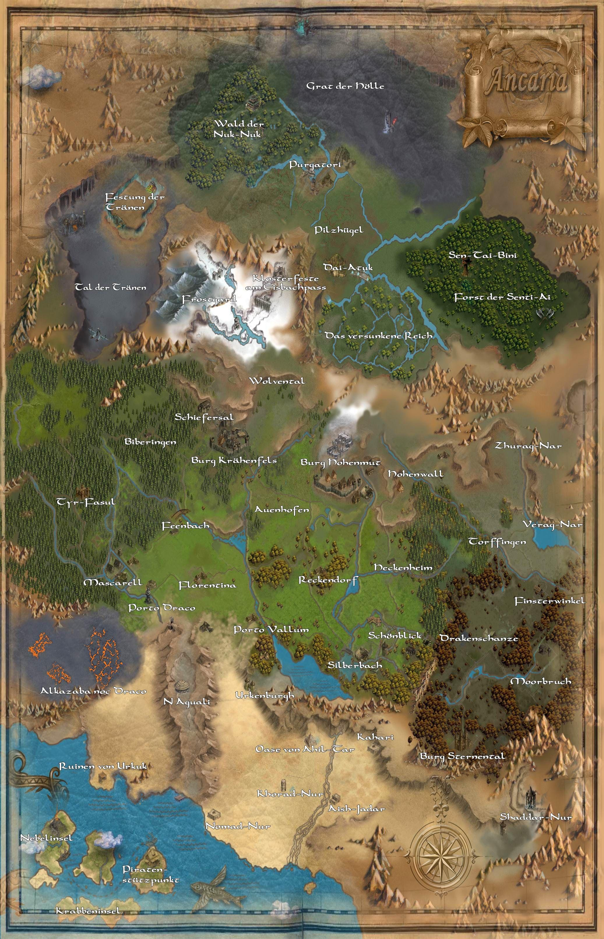 Sacred la leyenda del arma sagrada mapa del videojuego de rol de sacred la leyenda del arma sagrada mapa del videojuego de rol de gumiabroncs Image collections