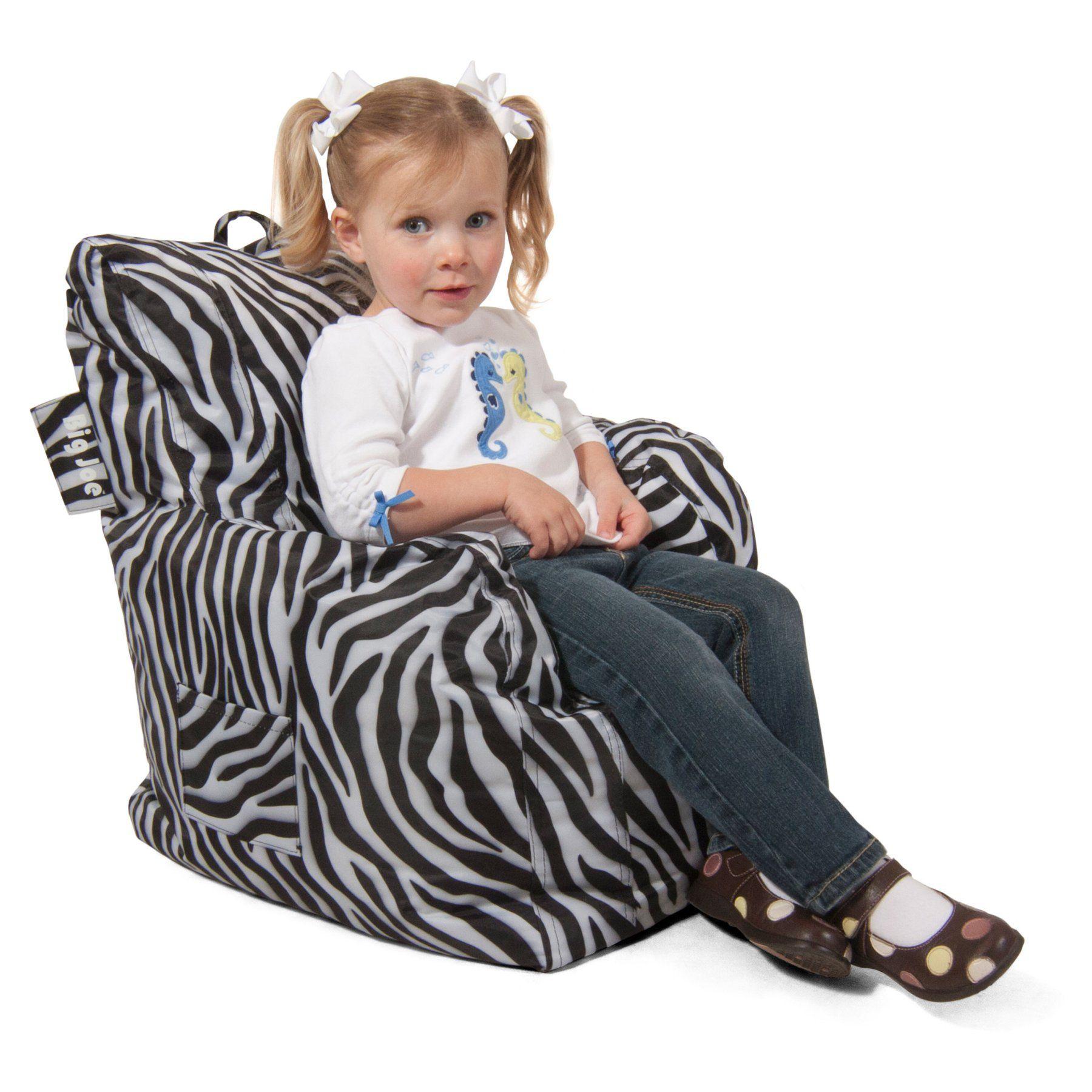 Big Joe Cuddle Chair In Smartmax Zebra 0652182 Cuddle Chair