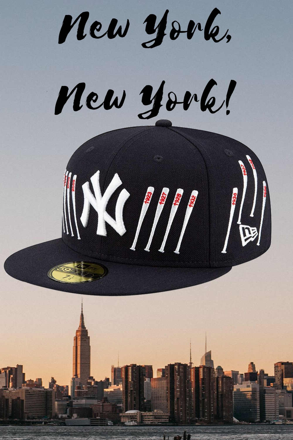 New York Yankees Spike Lee Collection Baseball Hat Yankees Hat Yankees Logo New York Yankees