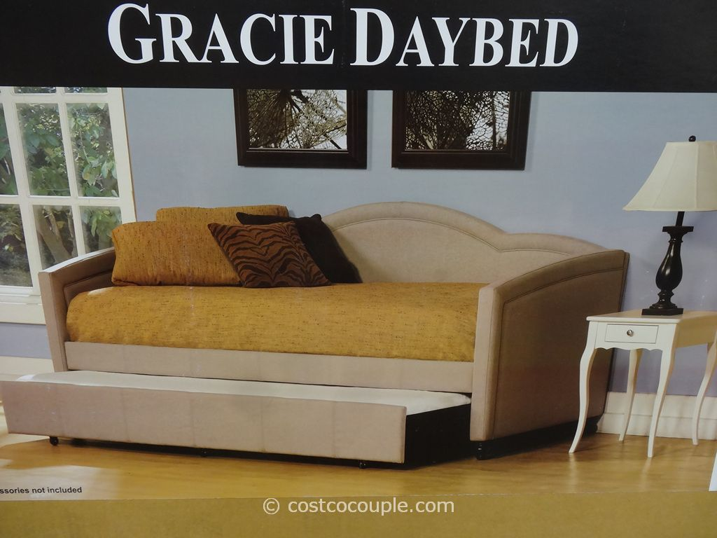 hillsdale gracie twin fabric daybed costco