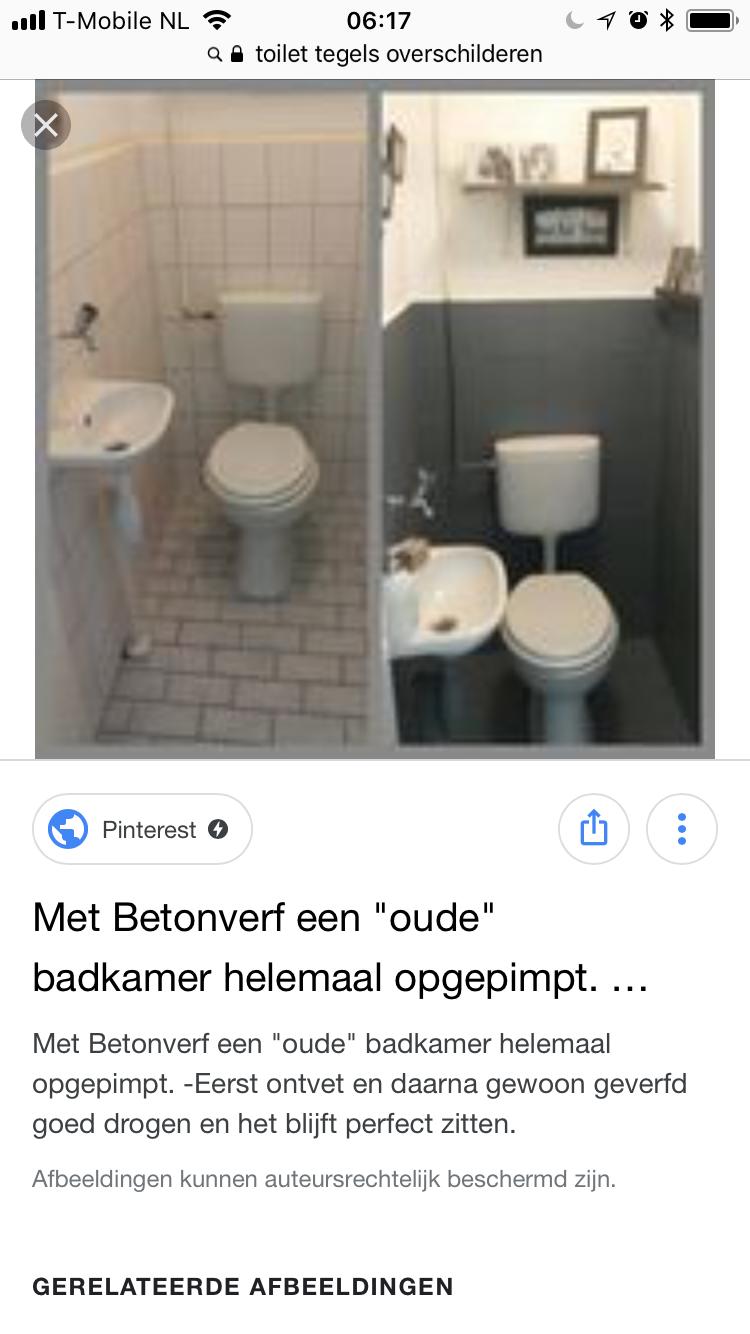 Pin van Wendy Wiertz op Nieuw huis ideeen Toilet