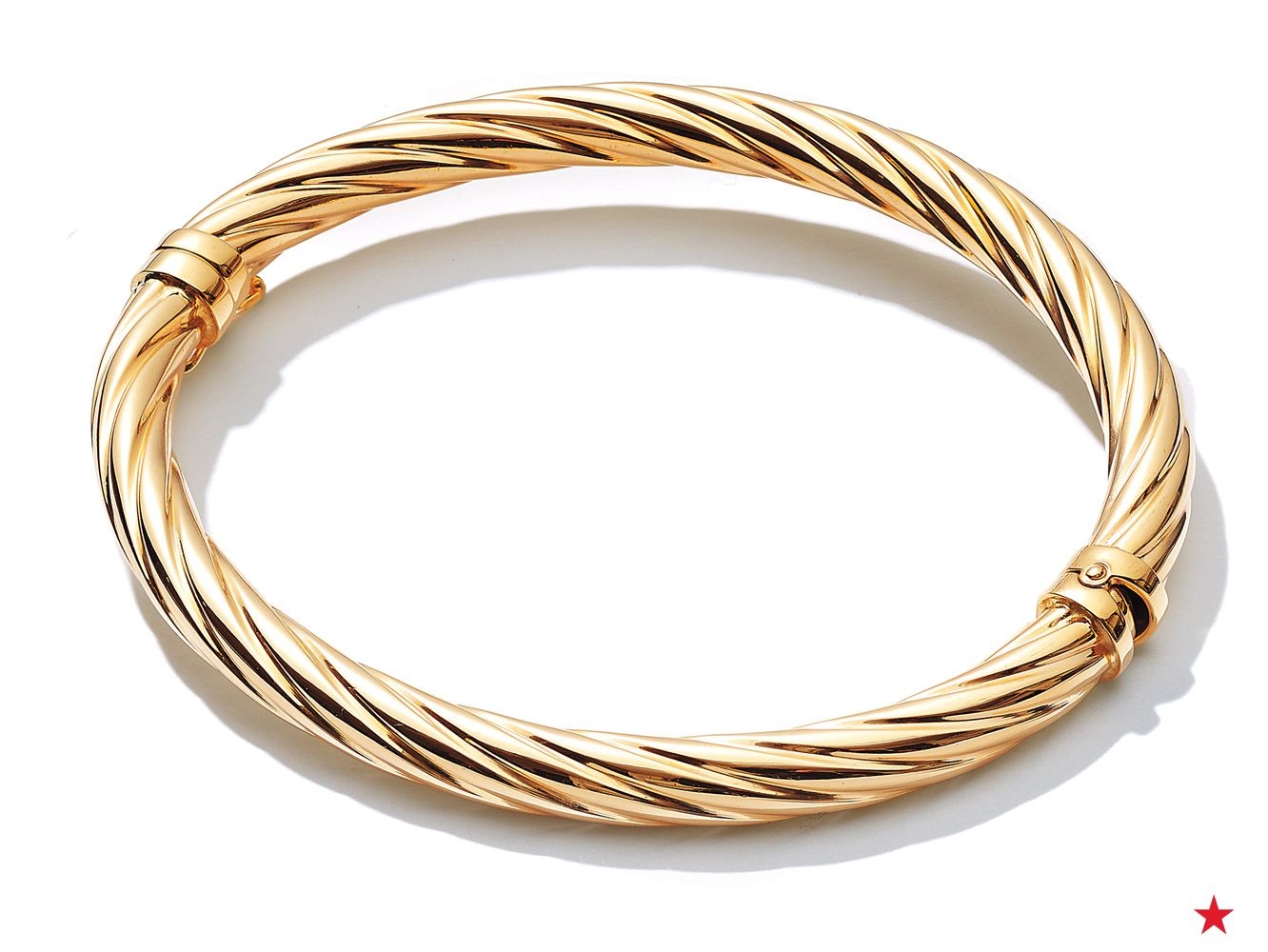 silver twisted gold shop plated in bangles twist p sterling bracelet with bangle