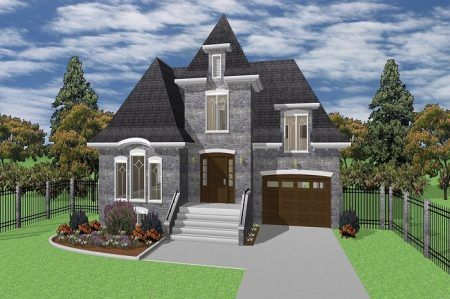 Best 2020'S Latest Home Rendering Trends In 2020 Slate Roof 400 x 300
