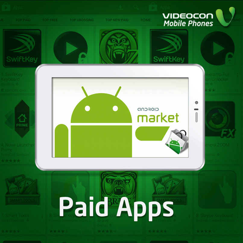 How many of you have bought a Paid App from Android