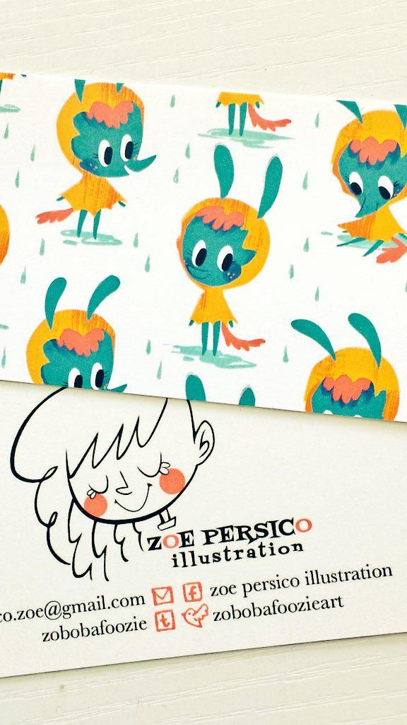 Zoe Persico on | Cards, Business and Business cards