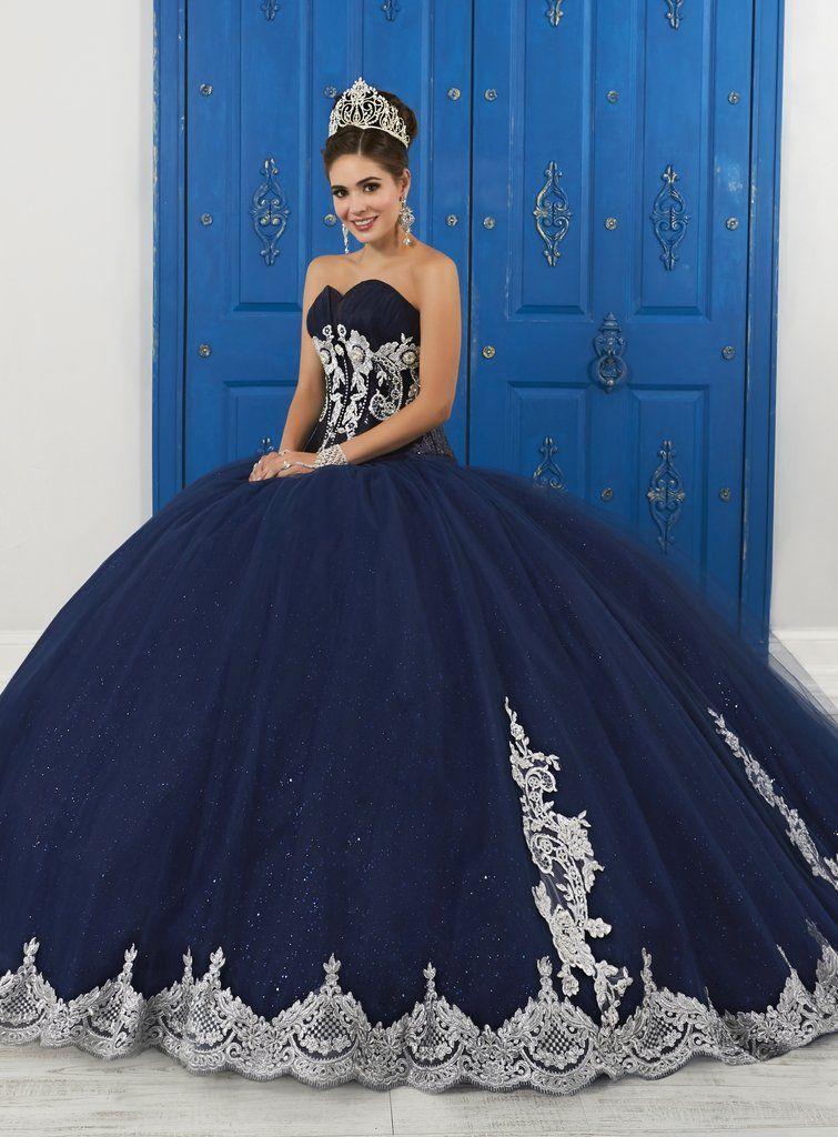 Strapless Sweetheart Glitter Dress By House Of Wu La Glitter