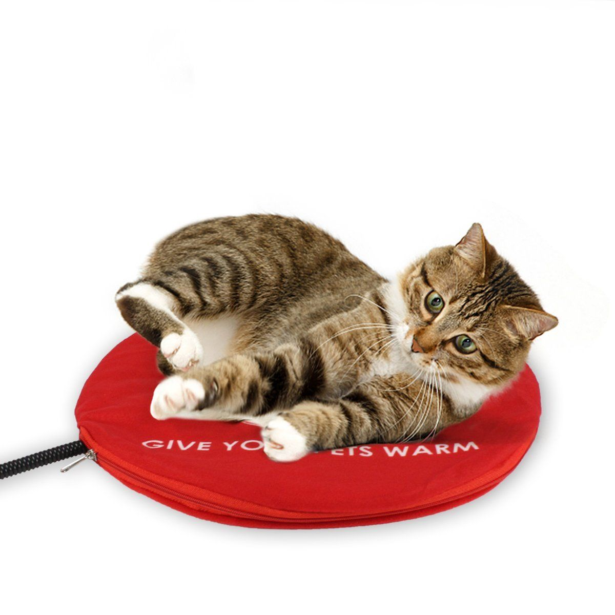 Namsan Warmer Pet Heating Pads Safety Indoor Cat Dog Pet Bed Electric Heating Blanket With Free Cov Pet Heating Pads Electric Heating Blanket Pet Heating Pad