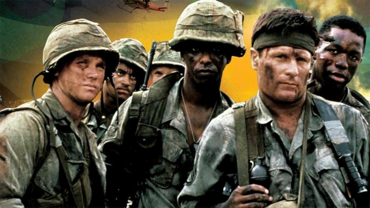 Tour of Duty : TV Series set in Vietnam 1987 ( Season 2 Episode 2 )