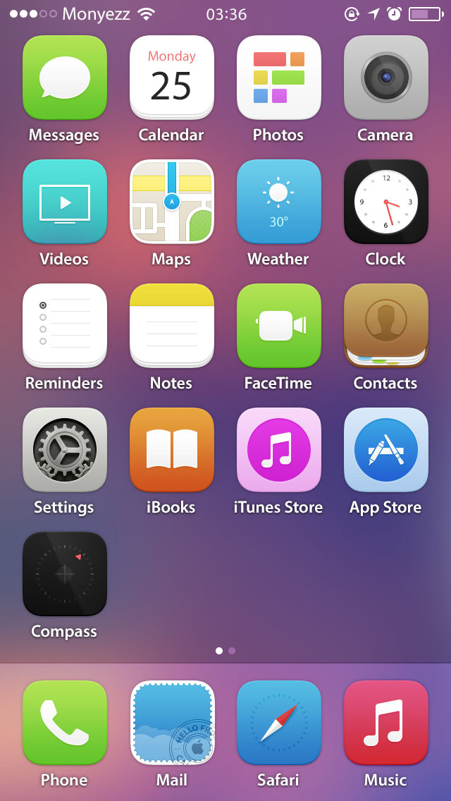 Therealthing (With images) App icon design, Ios icon