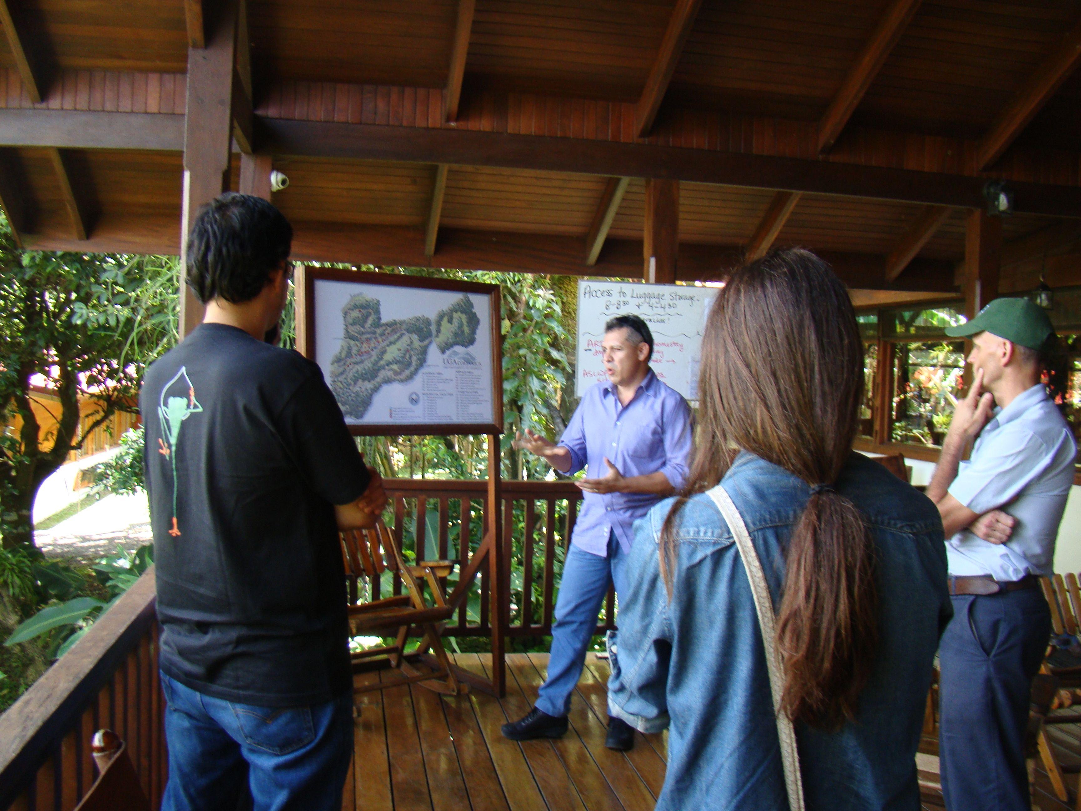 ADI San Luis de Monteverde, Proyecto Turismo Rural Comunitario