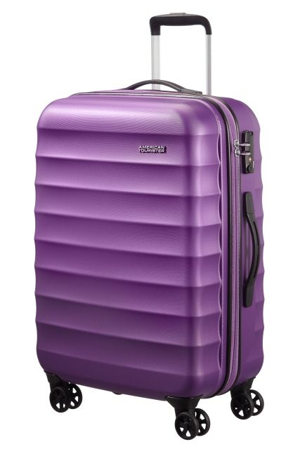 American Tourister Palm Valley Spinner 67cm Royal Purple