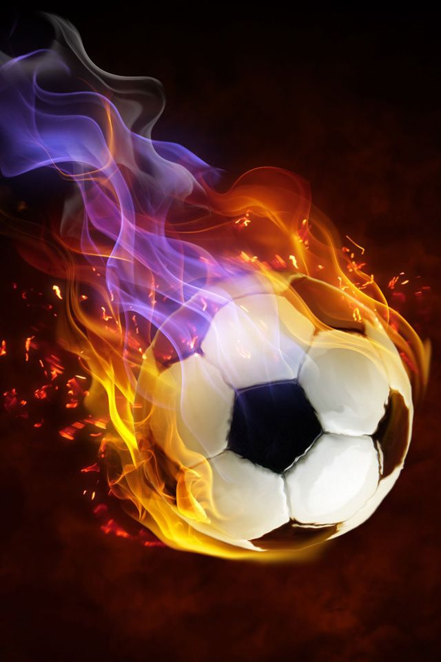 Football Abstract Abstract Fire Football Circle Smog Worldcup In 2020 Soccer Ball Football Wallpaper Iphone Soccer