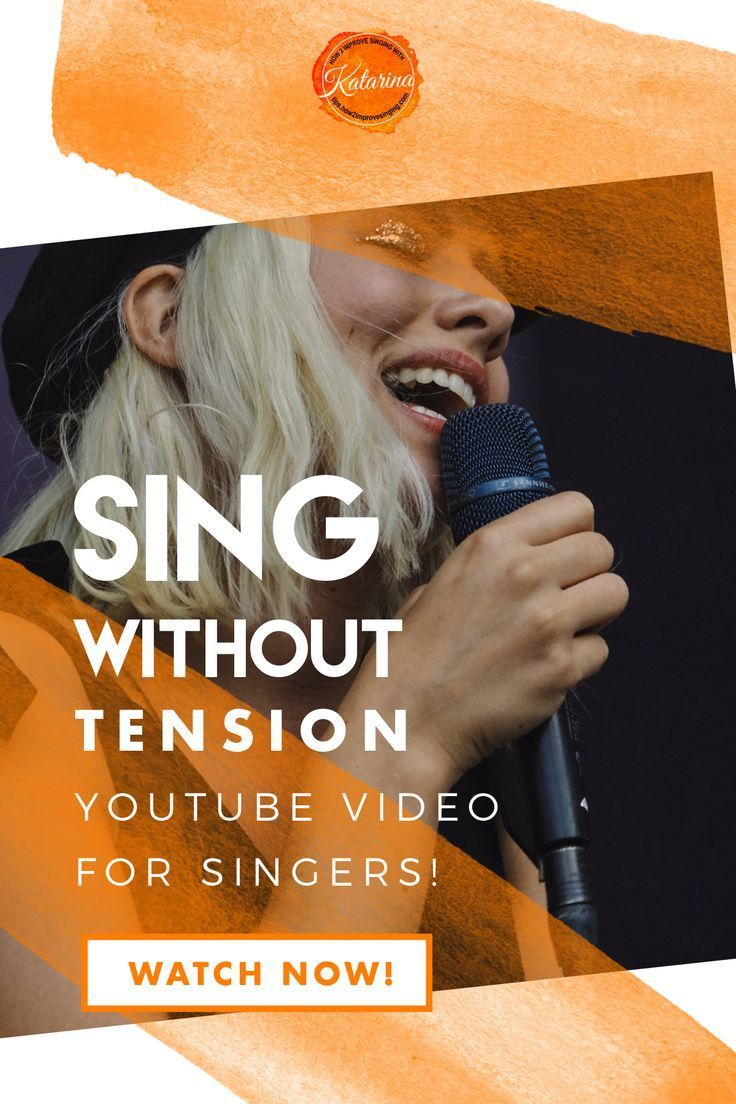 3 exercises to eliminate tension from your singing