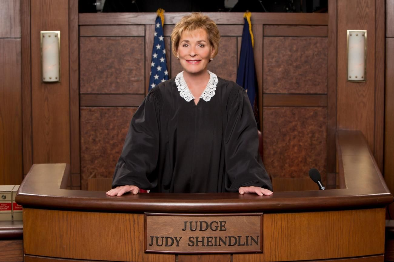 Pin On My Judge Judy Pics