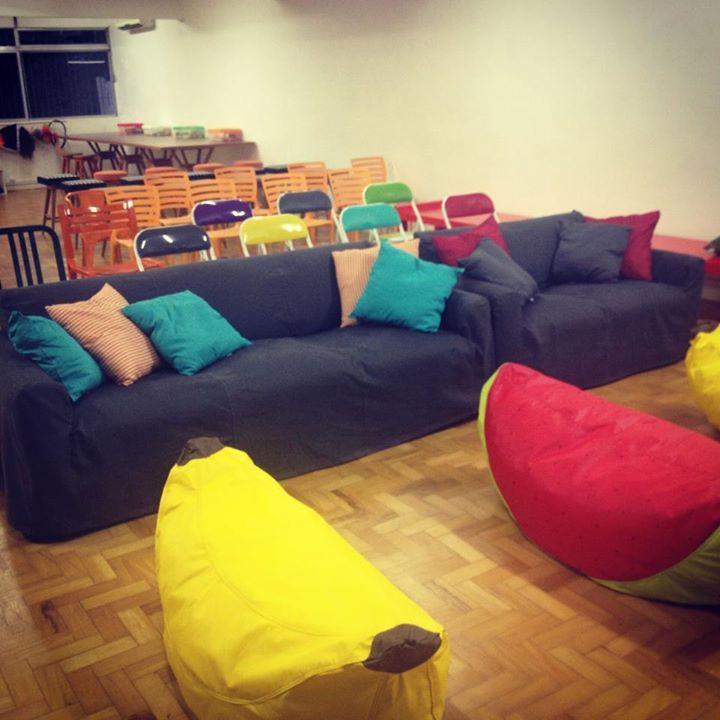 Escola de Design Thinking, São Paulo.
