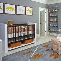 Modern Baby Nursery Boy Pictures Photos Of Decorated Nurseries For Boys