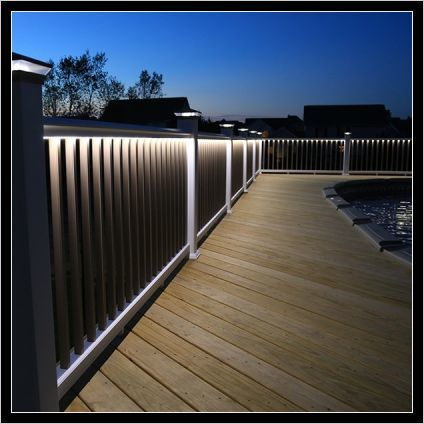 Strip Led Low Voltage Lighting By Rdi Outdoor Deck Lighting Deck Lighting Led Deck Lighting