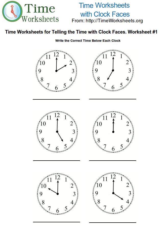 time worksheet 1 preschool math math worksheets preschool worksheets. Black Bedroom Furniture Sets. Home Design Ideas