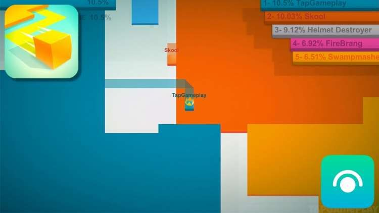 Line Drawing Game Multiplayer : Paperio is a fun addicting multiplayer online io strategy game in