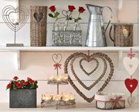 romance and kitsch...how id like my home to look...