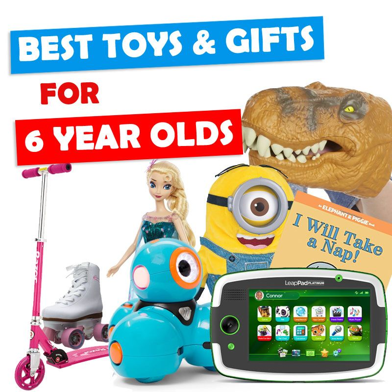 Best Toys For 6 Year Olds 2019 List of Best Gifts 6