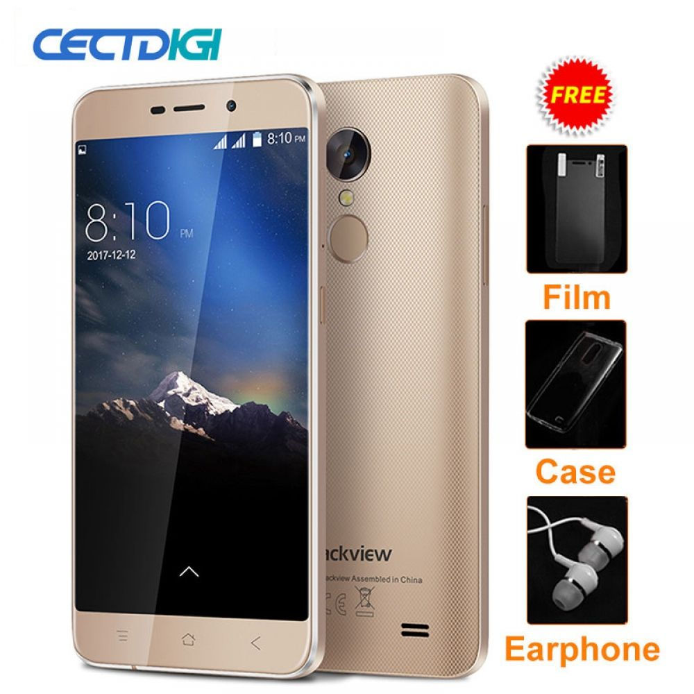 """Blackview A10 3G smartphone 5.0""""720P HD IPS Android 7.0"""
