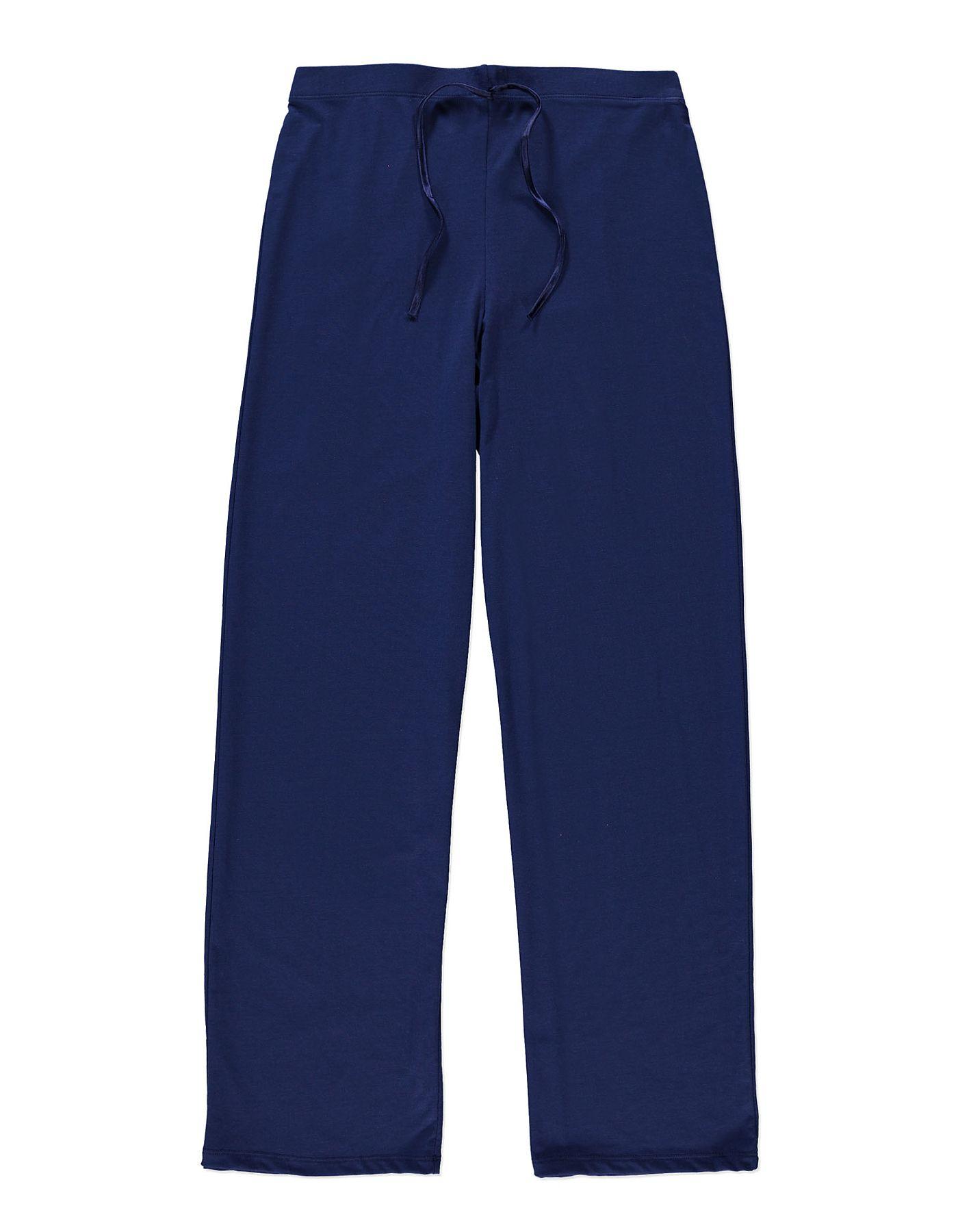 Plain Pyjama Bottoms   Women   George at ASDA   Nattsärk   Pinterest ...