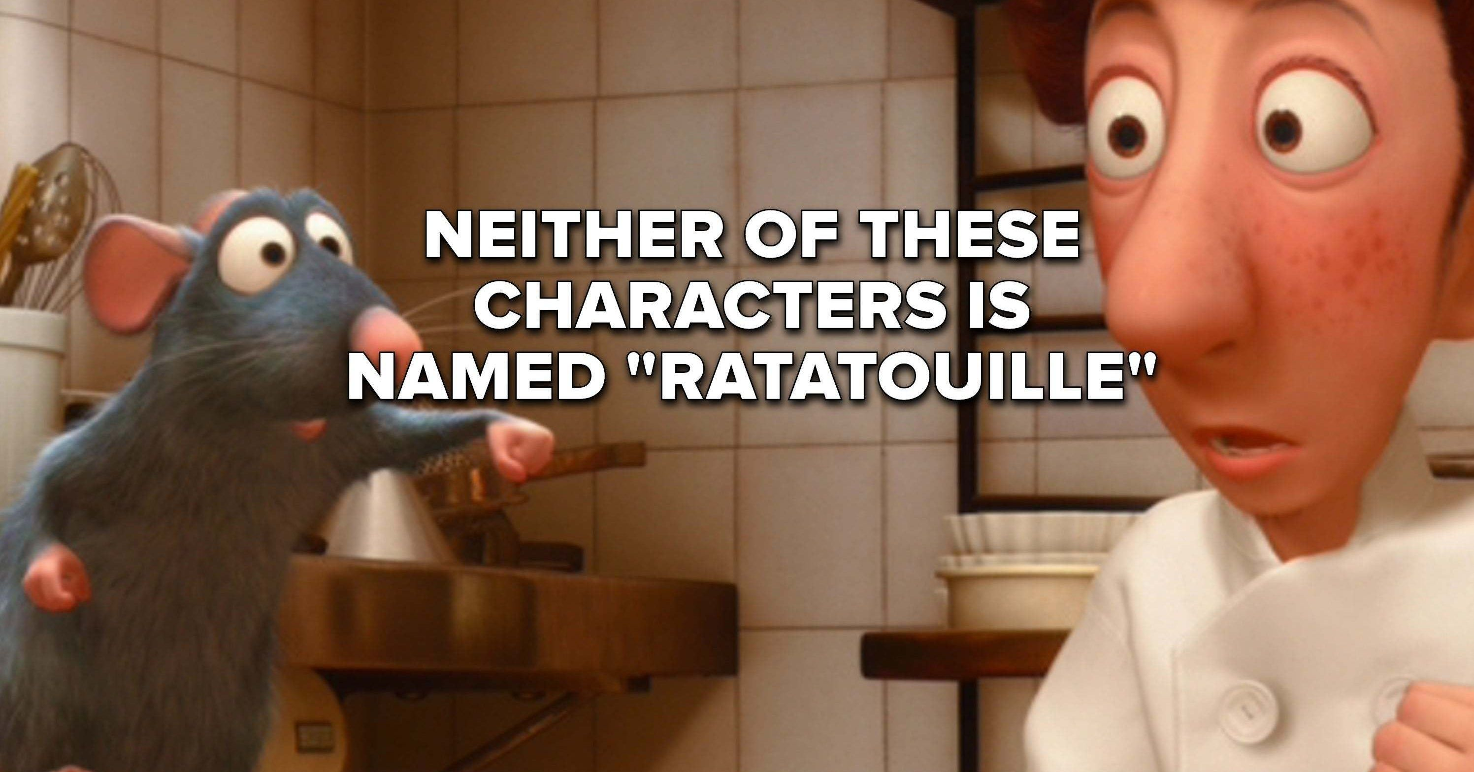 Here S A Bunch Of Jokes About Ratatouille Because Remy Is Underneath My Hat Making Me Post This In 2020 Jokes Good Jokes Pixar Movies