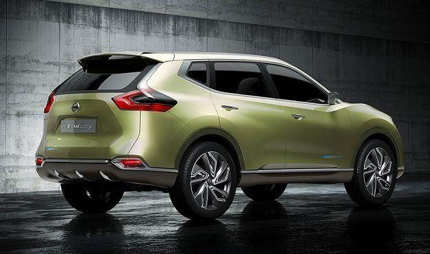 2017 Nissan Rogue Picks Up Hybrid Model X Trail Automoviles