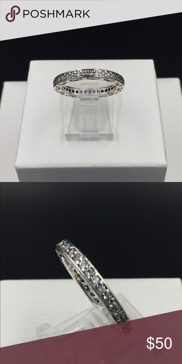bfa7ef2c3 Pandora Ring - Size 7 NWOT (retired) Pandora