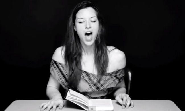 Литературеый оргазм