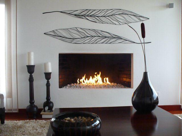 Chimeneas de todos los estilos y tiempos chimeneas - Chimeneas minimalistas ...