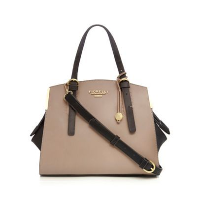 Fiorelli Light Brown Bella Rose Grab Bag Debenhams