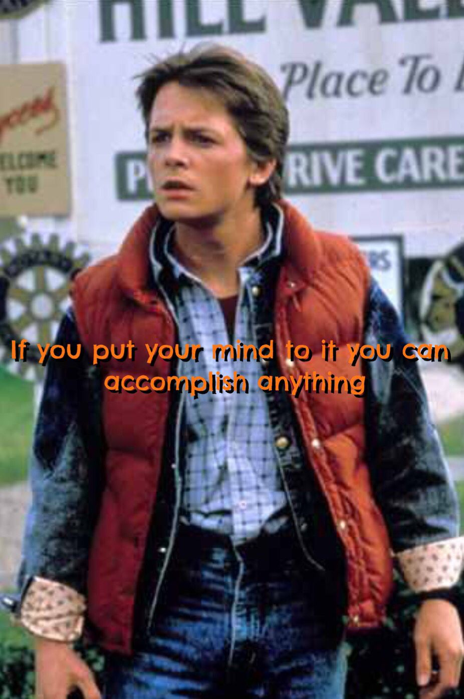 50 Movie Quotes To Start Your Day With Back To The Future The Future Movie Marty Mcfly