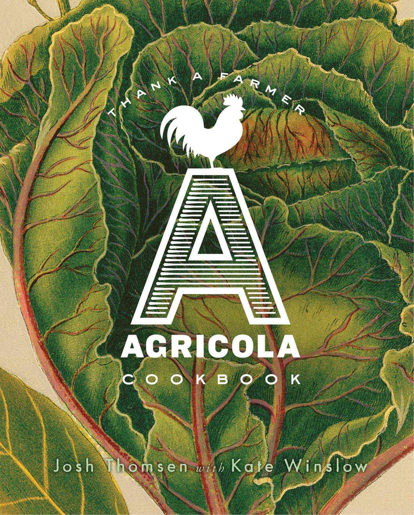 Agricola Cookbook: Seasonal American Comfort Food With Style and Grace