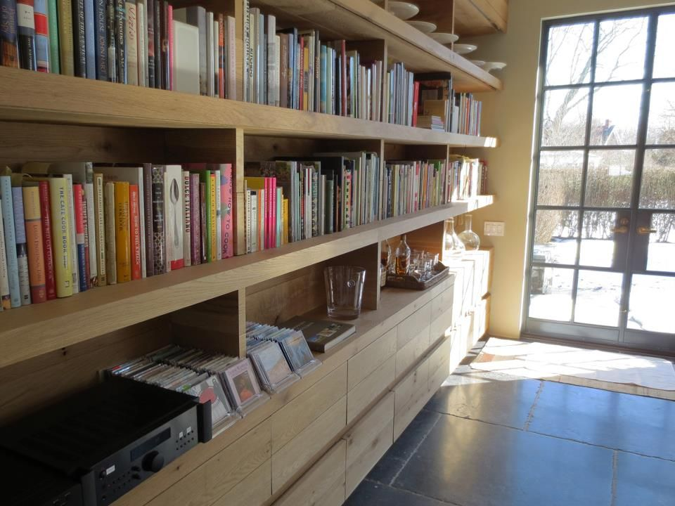 Ina Garten Barn let's peek inside ina garten's home cookbook library | ina garten