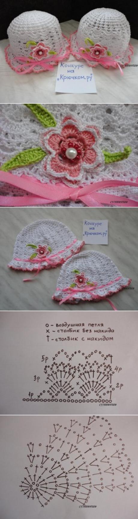панамки для двойняшек на конкурс летние головные уборы для детей