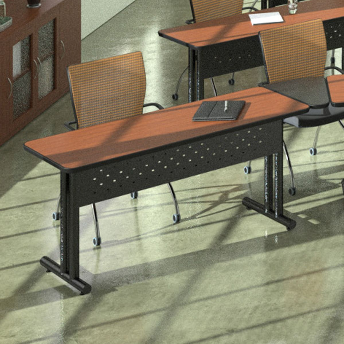 Meeting Plus u Rectangular Conference Table  Products  Pinterest