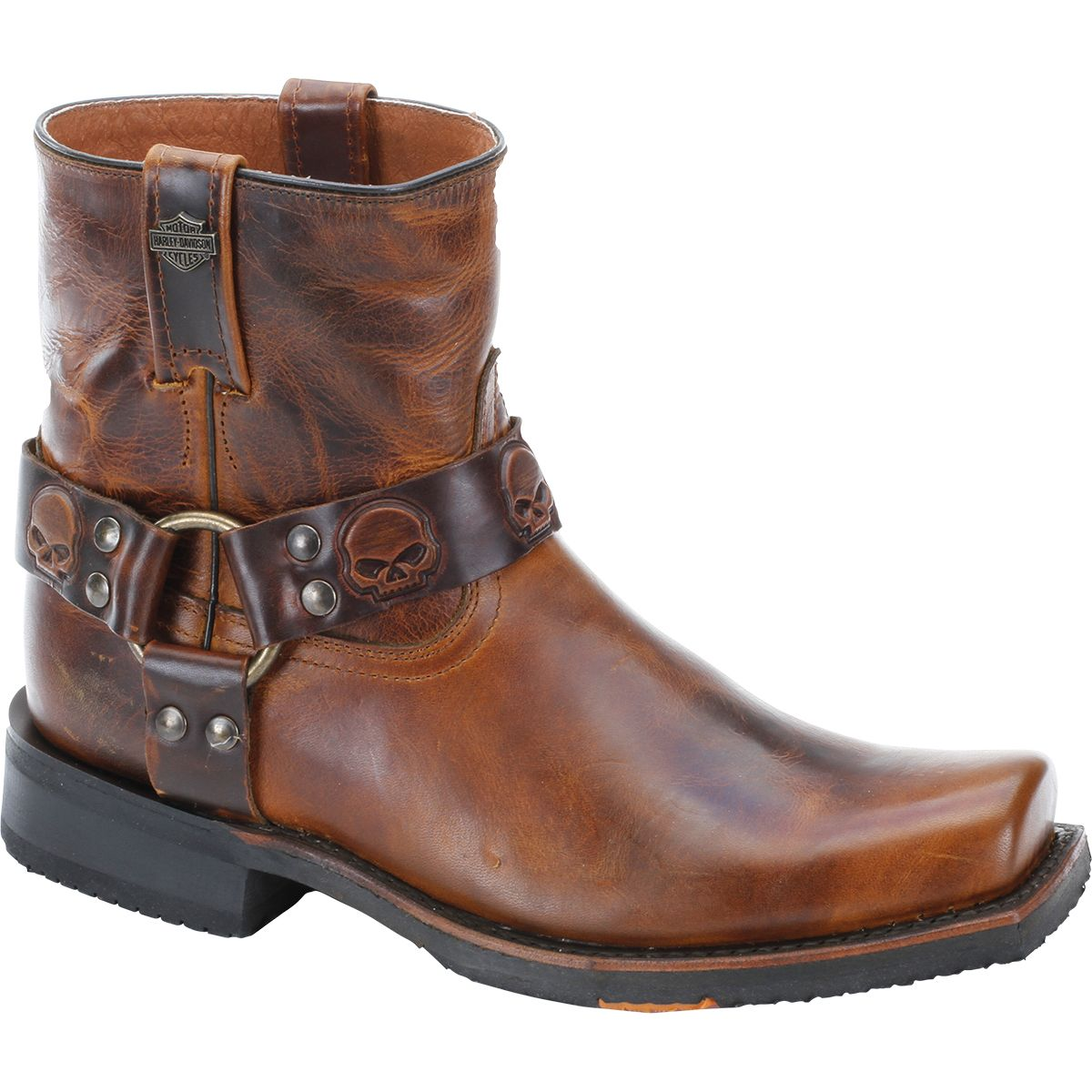 34b38839d0c Harley-Davidson Footwear Thornton boots in brown are part of the ...
