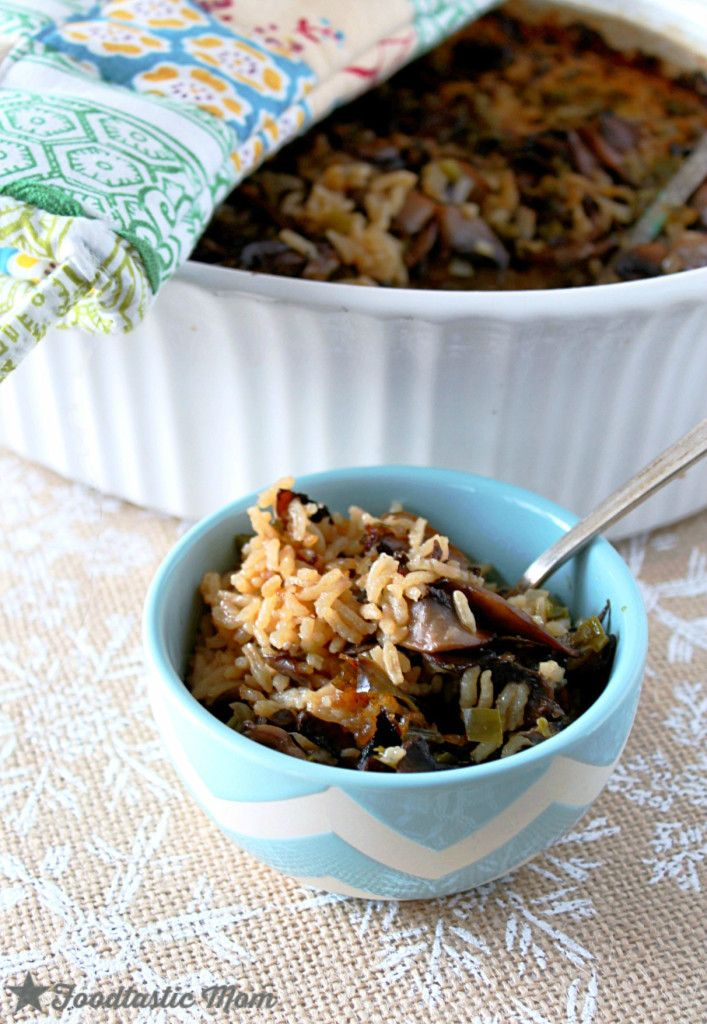 The Best Rice Pilaf using beef consommé like Mom did!